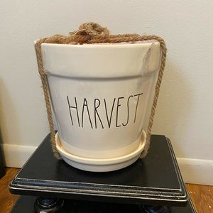 Rae Dunn Harvest Planter